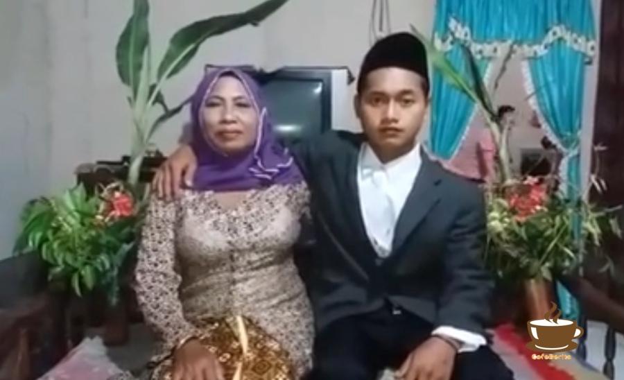 Laki-laki  Muda 24 tahun nikahi Wanita 67 tahun Bikin Geger!